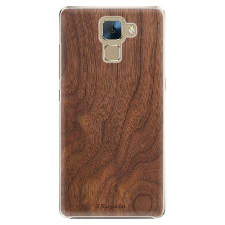 iSaprio Plastový kryt - Wood 10 pro Honor 7