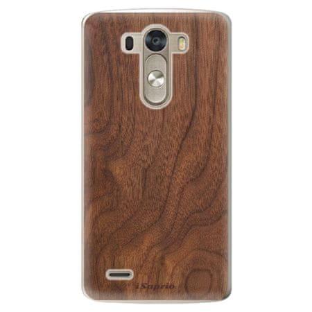 iSaprio Plastový kryt - Wood 10 pro LG G3