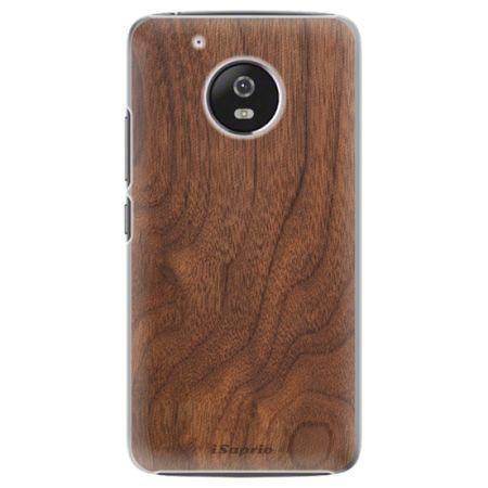 iSaprio Plastový kryt - Wood 10 pro Lenovo Moto G5
