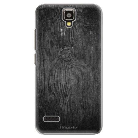 iSaprio Plastový kryt - Black Wood 13 pro Huawei Y5