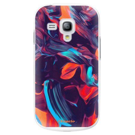 iSaprio Plastový kryt - Color Marble 19 pro Samsung Galaxy S3 Mini