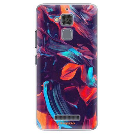 iSaprio Plastový kryt - Color Marble 19 pro Asus ZenFone 3 Max (ZC520TL)