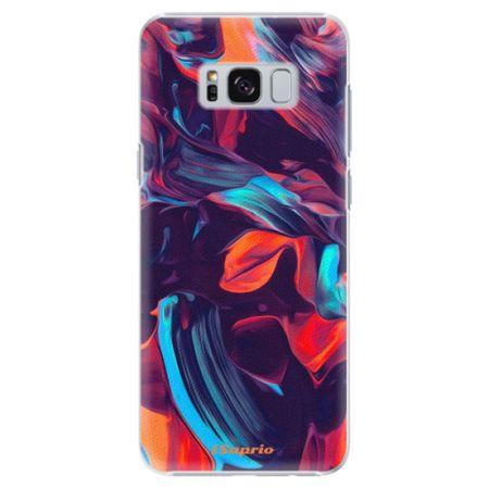 iSaprio Plastový kryt - Color Marble 19 pro Samsung Galaxy S8