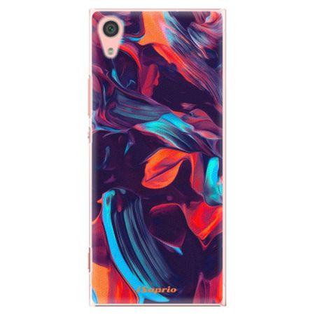 iSaprio Plastový kryt - Color Marble 19 pro Sony Xperia XA1