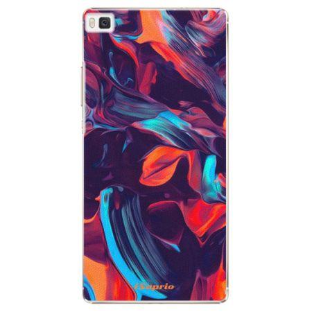 iSaprio Plastový kryt - Color Marble 19 pro Huawei P8