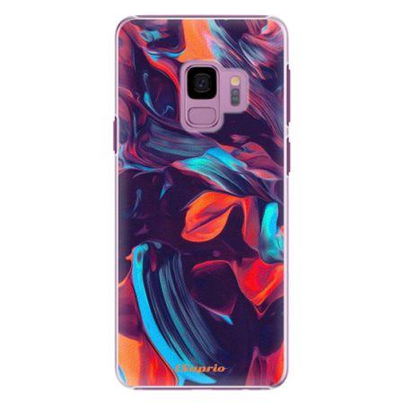 iSaprio Plastový kryt - Color Marble 19 pro Samsung Galaxy S9
