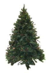 DUE ESSE choinka świąteczna -sosna Amazzonia 180 cm, szyszki