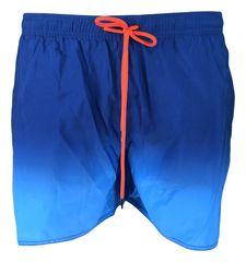 Emporio Armani Pánské šortky 211740 9P435 tmavě modrá - Emporio Armani