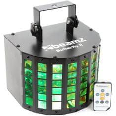 BeamZ  LED Butterfly 6x3W RGBAWP, IR, světelný efekt