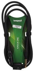 Bespeco EASXF150 Mikrofonní kabel
