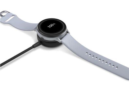 Samsung Galaxy Watch Active2, bezdrôtové nabíjanie