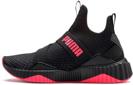 Puma buty damskie Defy Mid Core Wns Puma Black Pink Alert 39