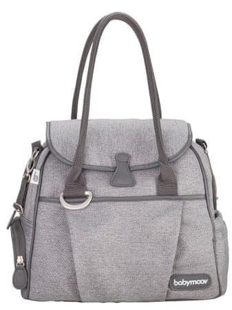 Babymoov Style Bag Exclusive szürke pelenkázó táska