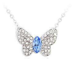 Vicca Náhrdelník Blue Moth OI_140214_blue