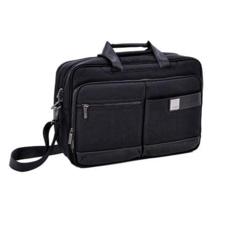 Titan Palubní taška Power Pack Laptop Bag L Black 26/32 l