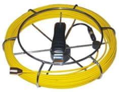 CEL-TEC Kabel s cívkou PipeCam 40 kabel
