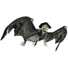 Europalms Halloweenský netopýr s buřinkou