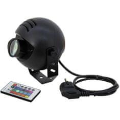Eurolite  LED ET 1x 9W TCL s DO, bodový reflektor
