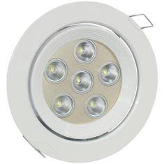 Eurolite  DL-6-40, 6x 3 W 3200K LED - použito (51935055)