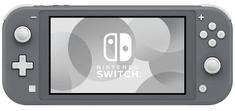 Nintendo Switch Lite igraća konzola, siva