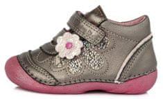 D-D-step dievčenská celoročná obuv 015-181B