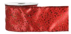 Kaemingk Stuha so vzorom, polyester, 6,3x270 cm