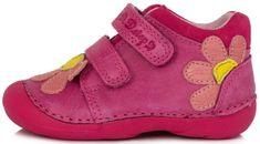 D-D-step 015-184 egész éven hordható cipő lányoknak