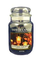 Yankee Candle Classic velký 623g Autumn Night