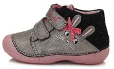 D-D-step dívčí celoroční obuv 015-179