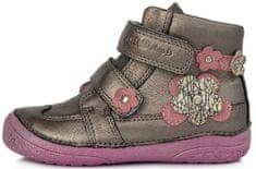D-D-step dívčí celoroční obuv 030-72A