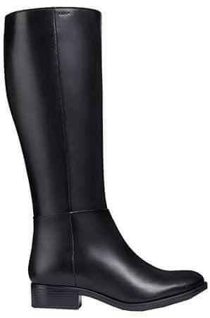 Geox Buty damskie D Felicity Black D84G1D-00043-C9999 (rozmiar 37)