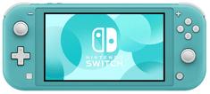 Nintendo Switch Lite igraća konzola, tirkizna