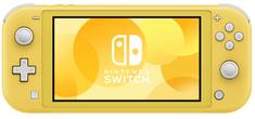 Nintendo Switch Lite igraća konzola, žuta