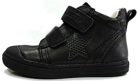 D-D-step chlapecká celoroční obuv 049-907F 25 černá