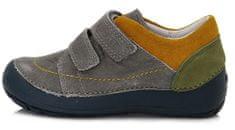 D-D-step 023-808A egész évben hordható cipő fiúknak