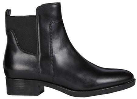 Geox Dámské kotníkové boty D Felicity Black D94G1G-00043-C9999 (velikost 37)