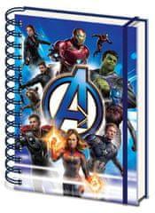 Avengers Blok A5 Marvel Avengers - Avengers Unite