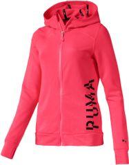 Puma Logo Sweat Jacket (518333)