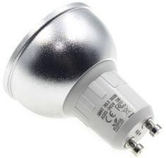 iQ-Tech SmartLife GU10, Wi-Fi žiarovka GU10, 5 W, farebná