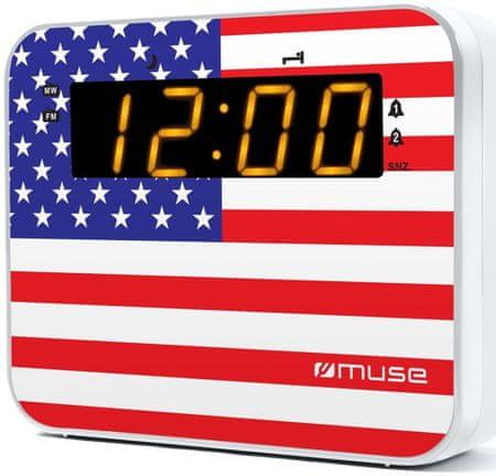 Muse Radioura M-165 US