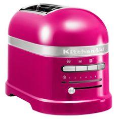 KitchenAid Artisan Toustovač 5KMT2204, malinová zmrzlina, topinkovač