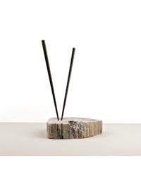 MIJ Lakované jídelní hůlky Chopsticks černé