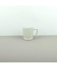 MIJ Hrnček MUG W svetlozelený s bielym detailom