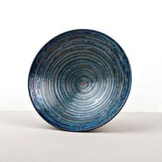 MIJ Servírovací mísa Copper Swirl 25 cm 1,3 l