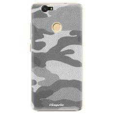 iSaprio Plastový kryt s motivem Gray Camuflage 02