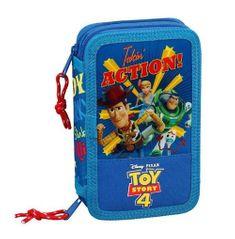 Toy Story Vybavený penál Toy Story 4 - Příběh hraček