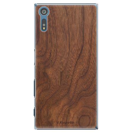 iSaprio Plastový kryt - Wood 10 pro Sony Xperia XZ