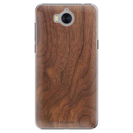 iSaprio Plastový kryt - Wood 10 pro Huawei Y5 2017/Huawei Y6 2017