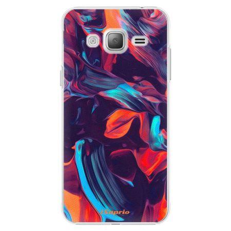 iSaprio Plastový kryt - Color Marble 19 pro Samsung Galaxy J3