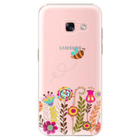 iSaprio Plastový kryt - Bee 01 pro Samsung Galaxy A3 (2017)